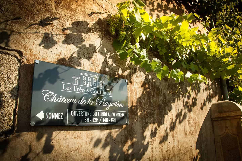Entre Chateau De La Ragotiere Wijnhandel Smit
