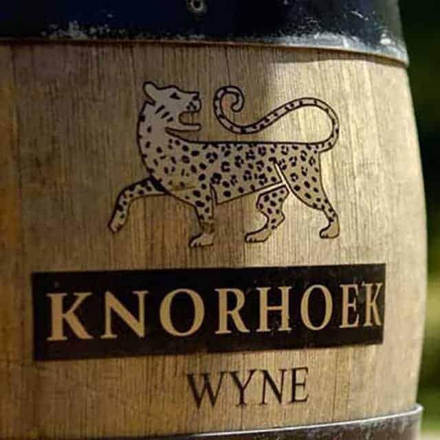 Knorhoek Wine Estate Stellenbosch wijnvat Wijnhandel Smit