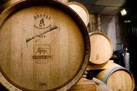Knorhoek Wine Estate Stellenbosch wijnvaten Wijnhandel Smit