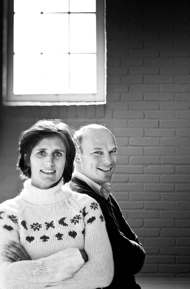 Maarten en Martine Wijnhandel Smit