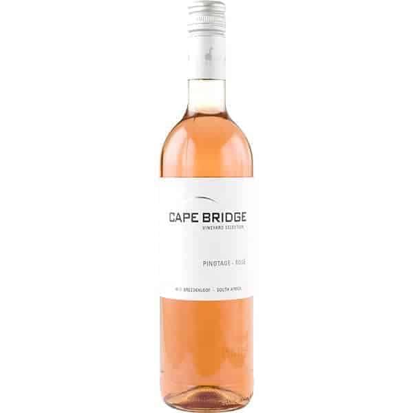 Cape Bridge, Pinotage rose Wijnhandel Smit