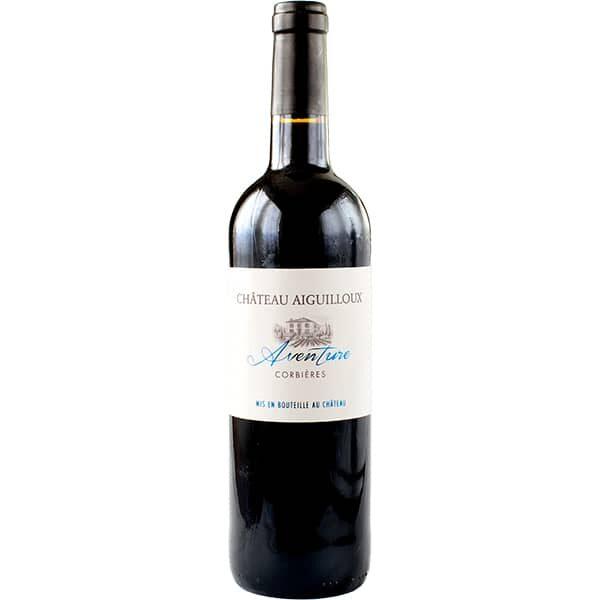 Chateau Aiguilloux, Corbieres, Aventure rood Wijnhandel Smit