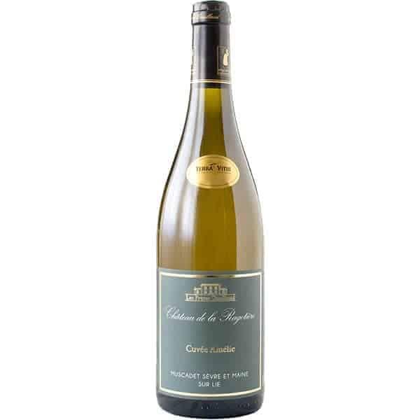 Chateau de la Ragotiere, Cuvee Amelie, Muscadet wit Wijnhandel Smit