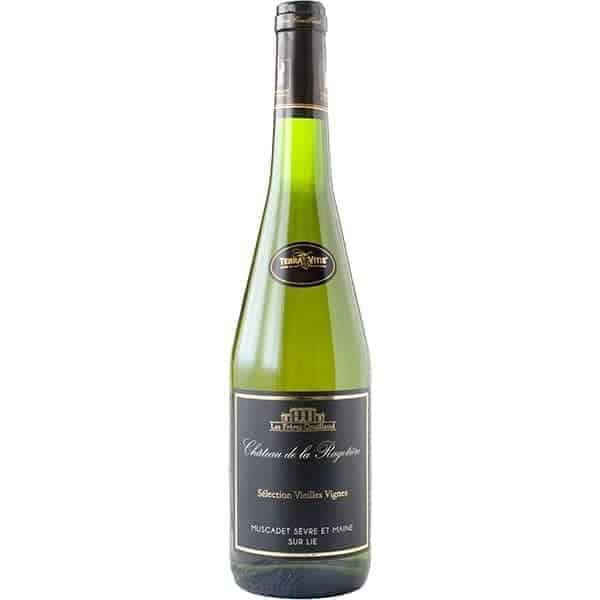Chateau de la Ragotiere, Selection Vieilles Vignes, Muscadet wit Wijnhandel Smit