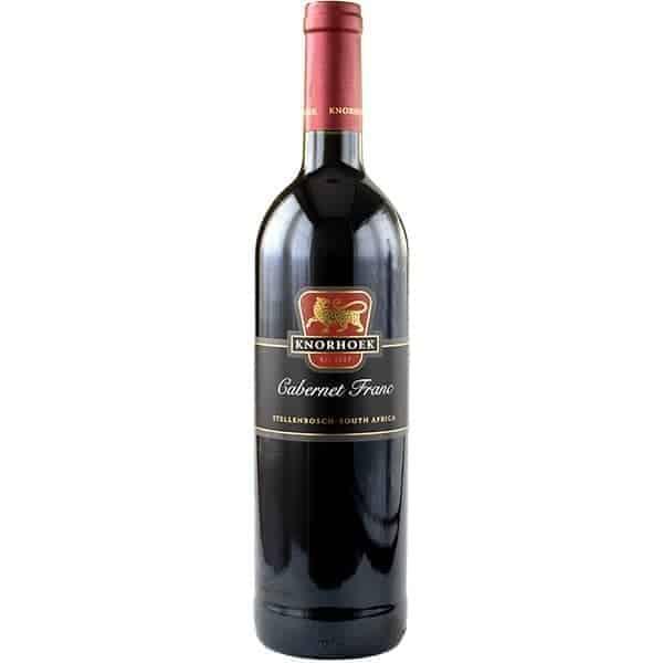Knorhoek, Cabernet franc rood Wijnhandel Smit