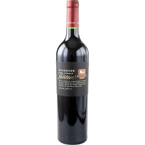 4 Knorhoek, Pantere rood Wijnhandel Smit
