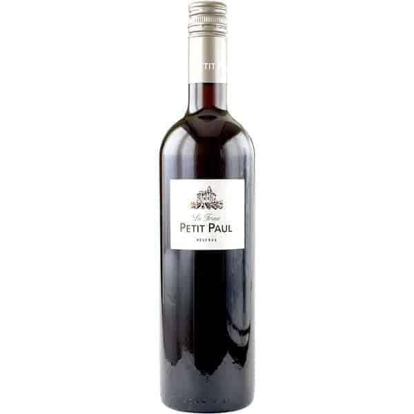 Petit Paul, Reserve rood Wijnhandel Smit