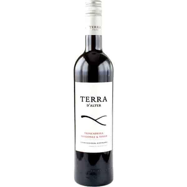 Terra d'Alter, Trincadeira, aragonez & syrah rood Wijnhandel Smit
