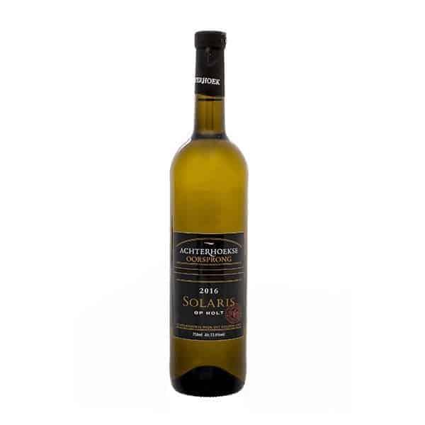Achterhoekse Oorsprong Solaris op Holt Wijnhandel Smit