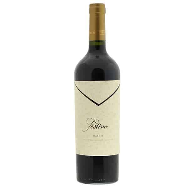 Bodega Monteviejo Festivo Malbec Wijnhandel Smit