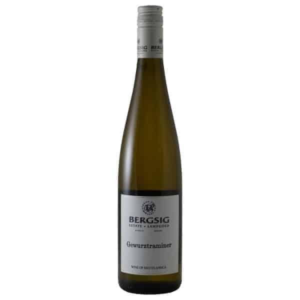 Bergsig Estate Gewurztraminer Wijnhandel Smit 1