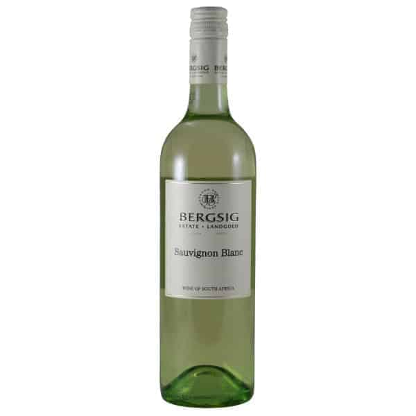 Bergsig Estate Sauvignon Blanc Wijnhandel Smit 1