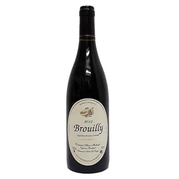 Domaine Alain Michaud Cru de Beaujolais Brouilly Wijnhandel Smit