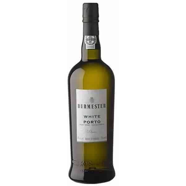 Burmester White Port wijnhandel Smit