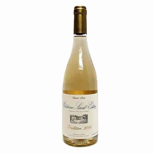 Ch. Saint-Estève Trad. Blanc Wijnhandel Smit