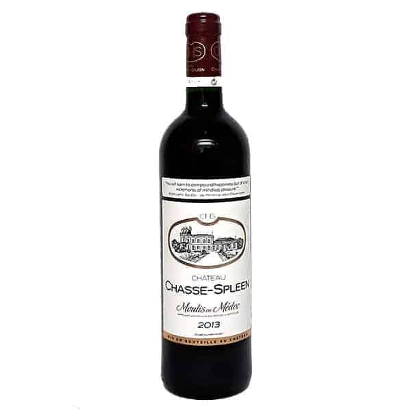 Chasse Spleen Wijnhandel Smit