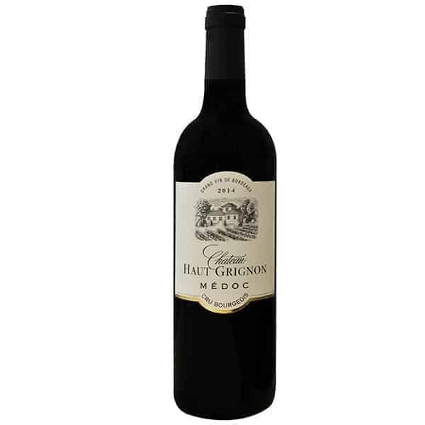 Chateau Haut Grignon Wijnhandel Smit
