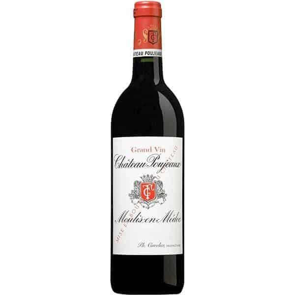 Chateau Poujeaux Wijnhandel Smit