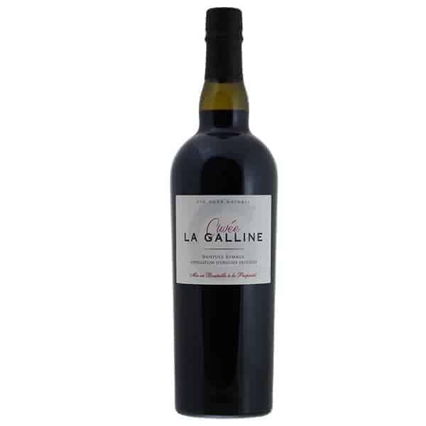 Cuvee-la-galline-banyuls banyuls Wijnhandel Smit