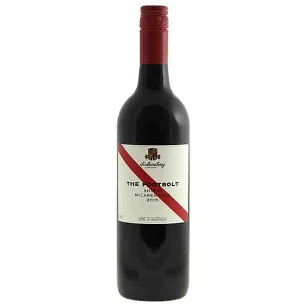 Darenberg-footbolt-shiraz Wijnhandel Smit