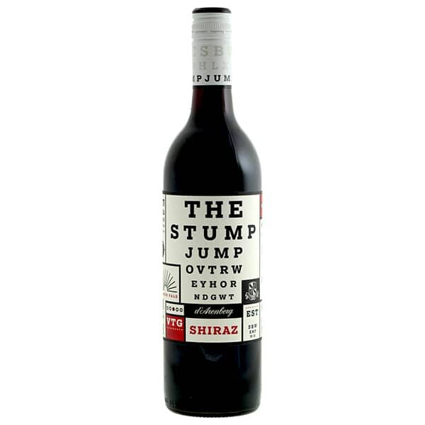 Darenberg-stump-jump-shiraz Wijnhandel Smit