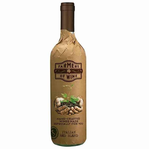 Farmers of Wine Italian Red Blend Wijnhandel Smit