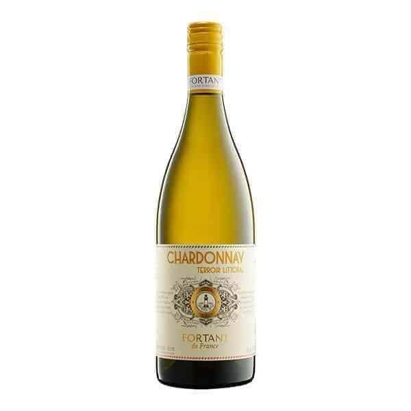 Fortant Chardonnay Wijnhandel Smit