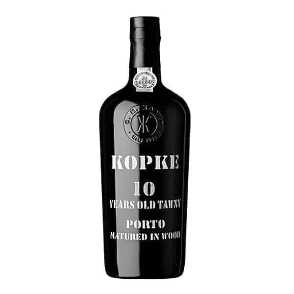 Kopke 10 years old Tawny Porto matured in Wood Wijnhandel Smit