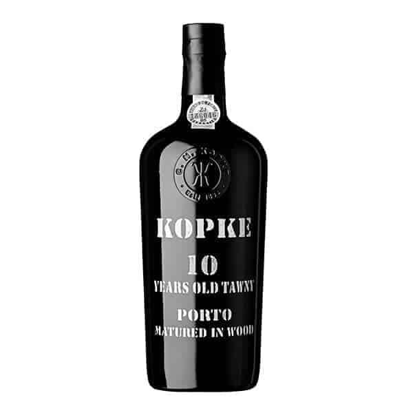 Kopke 10 years old Tawny Porto matured in Wood Wijnhandel Smit