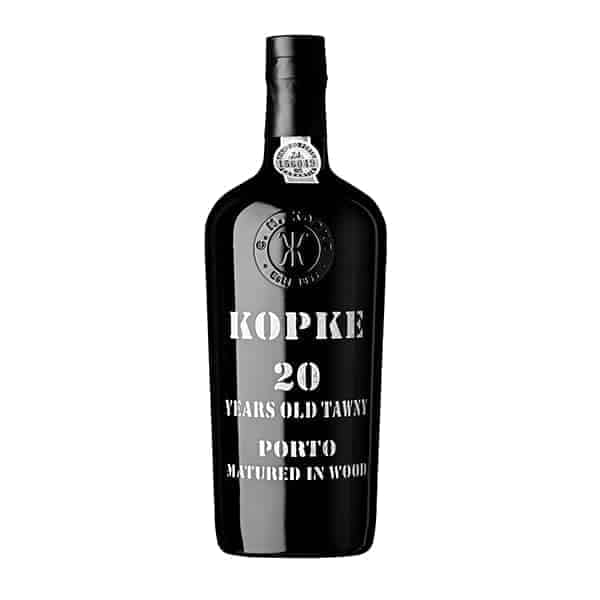 Kopke 20 years old Tawny Porto matured in Wood Wijnhandel Smit