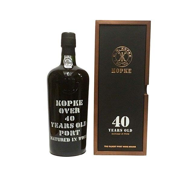 Kopke 40 years old Wijnhandel Smit