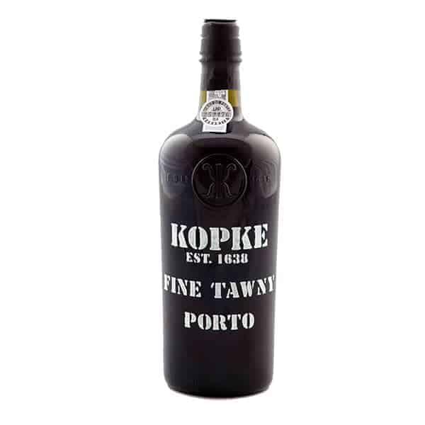 Kopke fine tawny porto Wijnhandel Smit