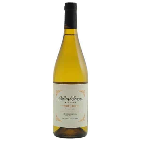 Navarro Correas Reserva Chardonnay Wijnhandel Smit