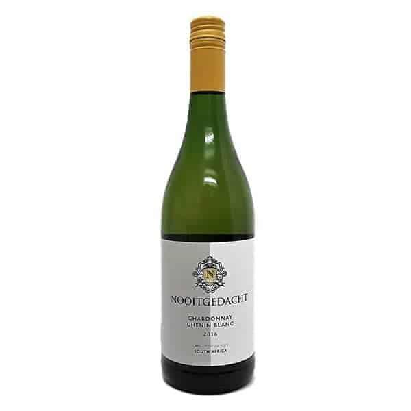 Nooitgedacht Chenin-Chardonnay Wijnhandel Smit