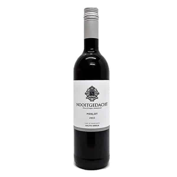 Nooitgedacht Merlot Wijnhandel Smit