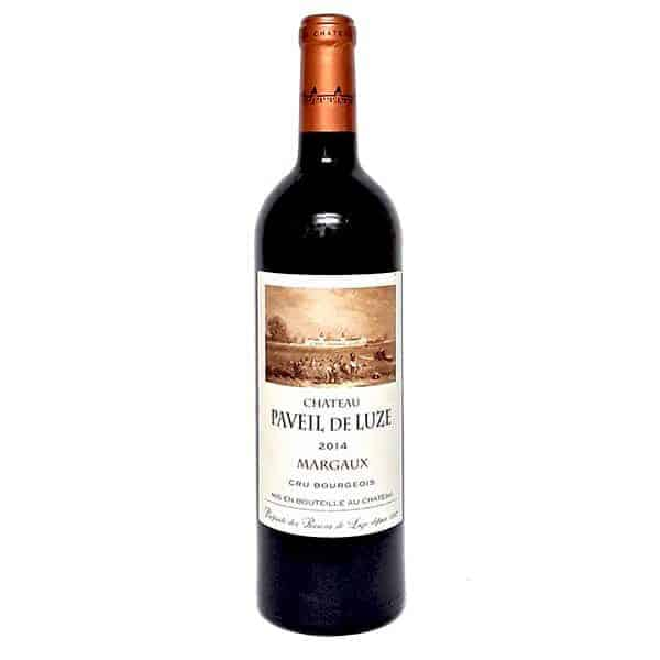 Paveil de Luze Wijnhandel Smit