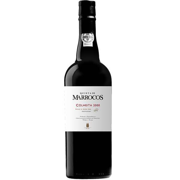 Quinta de Marrocos_colheita Wijnhandel Smit
