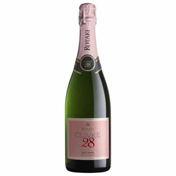 Rotari-cuvee-28-brut rose Wijnhandel Smit