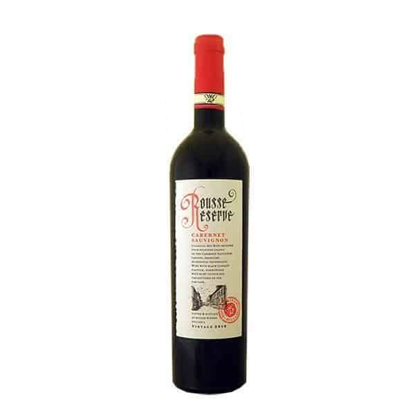 Rousse Reserve Cabernet Sauvignon Wijnhandel Smit