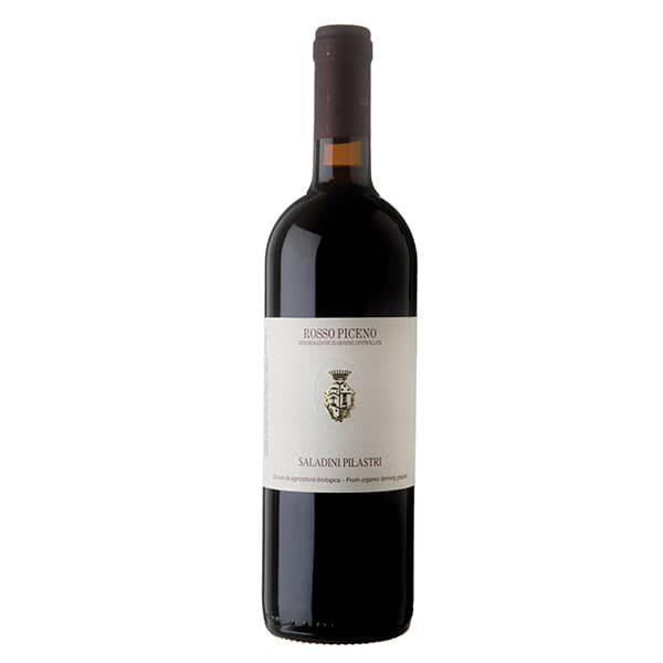 SALADINI PILASTRI, ROSSO PICENO DOC BIO Wijnhandel Smit