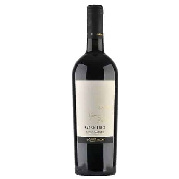 SAN MARZANO, SALENTO IGP GRAN TRIO ROSSO Wijnhandel Smit