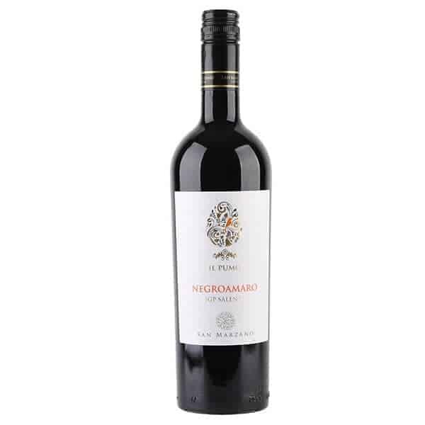 SAN MARZANO, SALENTO IGP IL PUMO NEGROAMARO Wijnhandel Smit