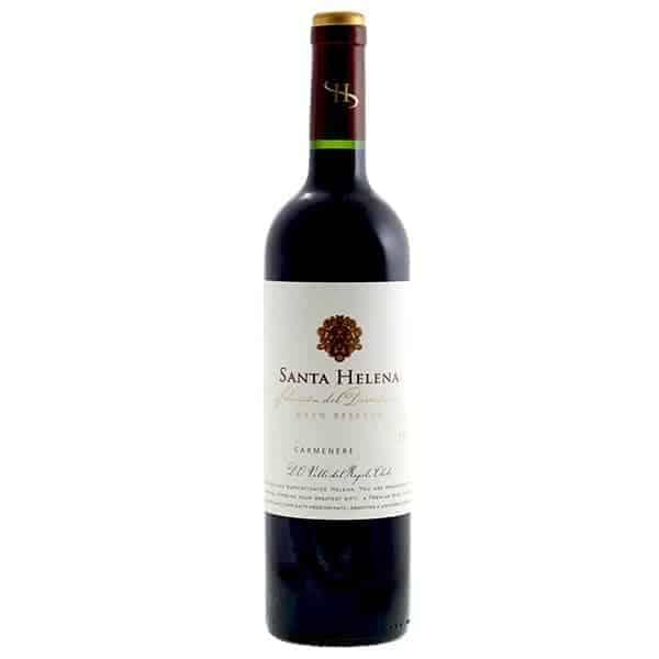 Santa-helena-carmenere-gran-reserva Wijnhandel Smit