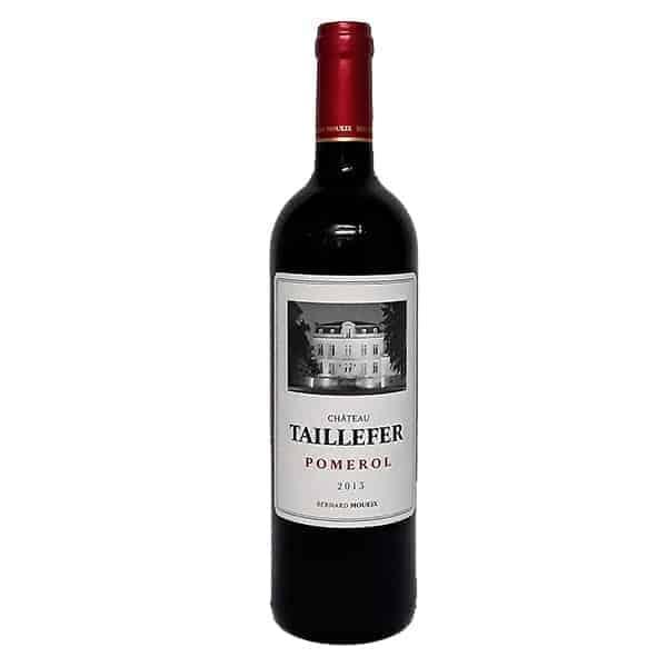 Chateau Taillefer Pomerol Wijnhandel Smit
