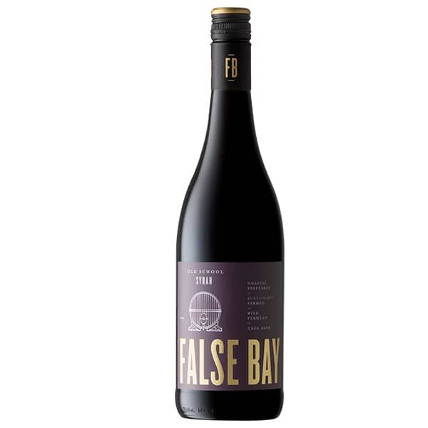 Waterkloof False Bay Old School Syrah Wijnhandel Smit