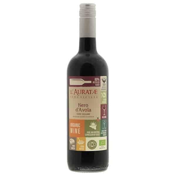 lauratae-nero-davola bio Wijnhandel Smit