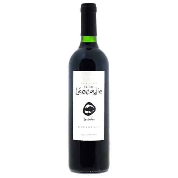 sainte-leocadie-leukadios-rouge Wijnhandel Smit