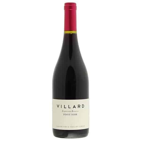 villard-expresion-reserve-pinot-noir Wijnhandel Smit