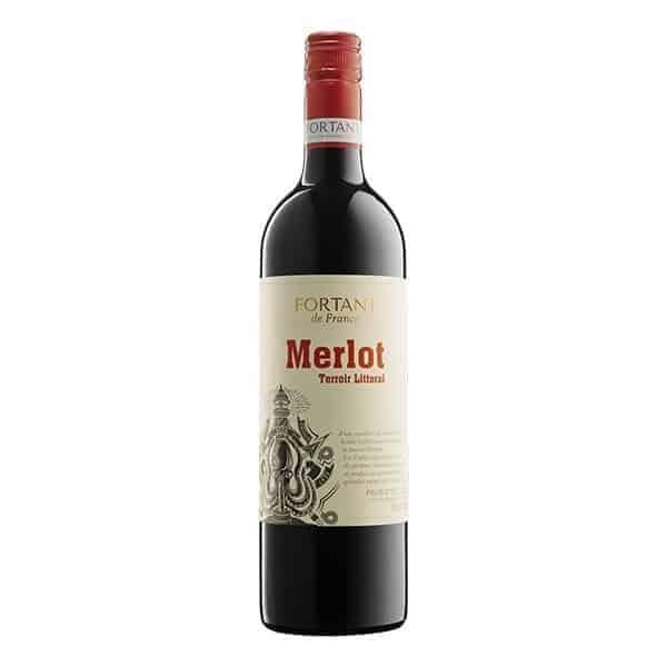 Fortant Merlot Wijnhandel Smit