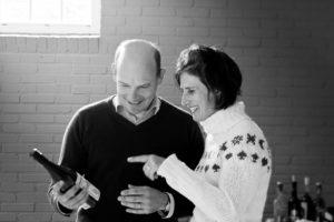 Maarten en Martine Over Wijnhandel Smit Wijnhandel Smit